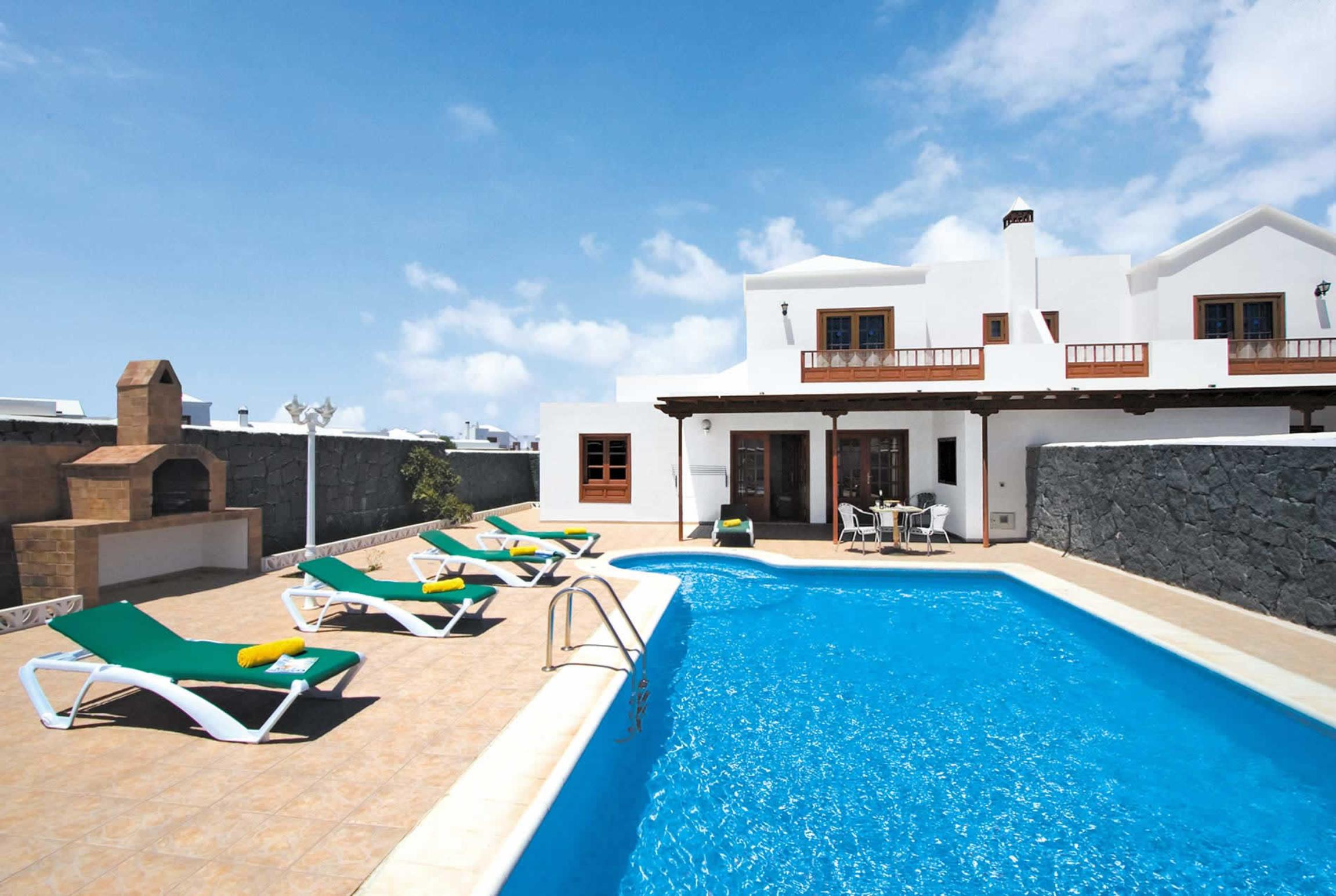 Read more about Blanca villa