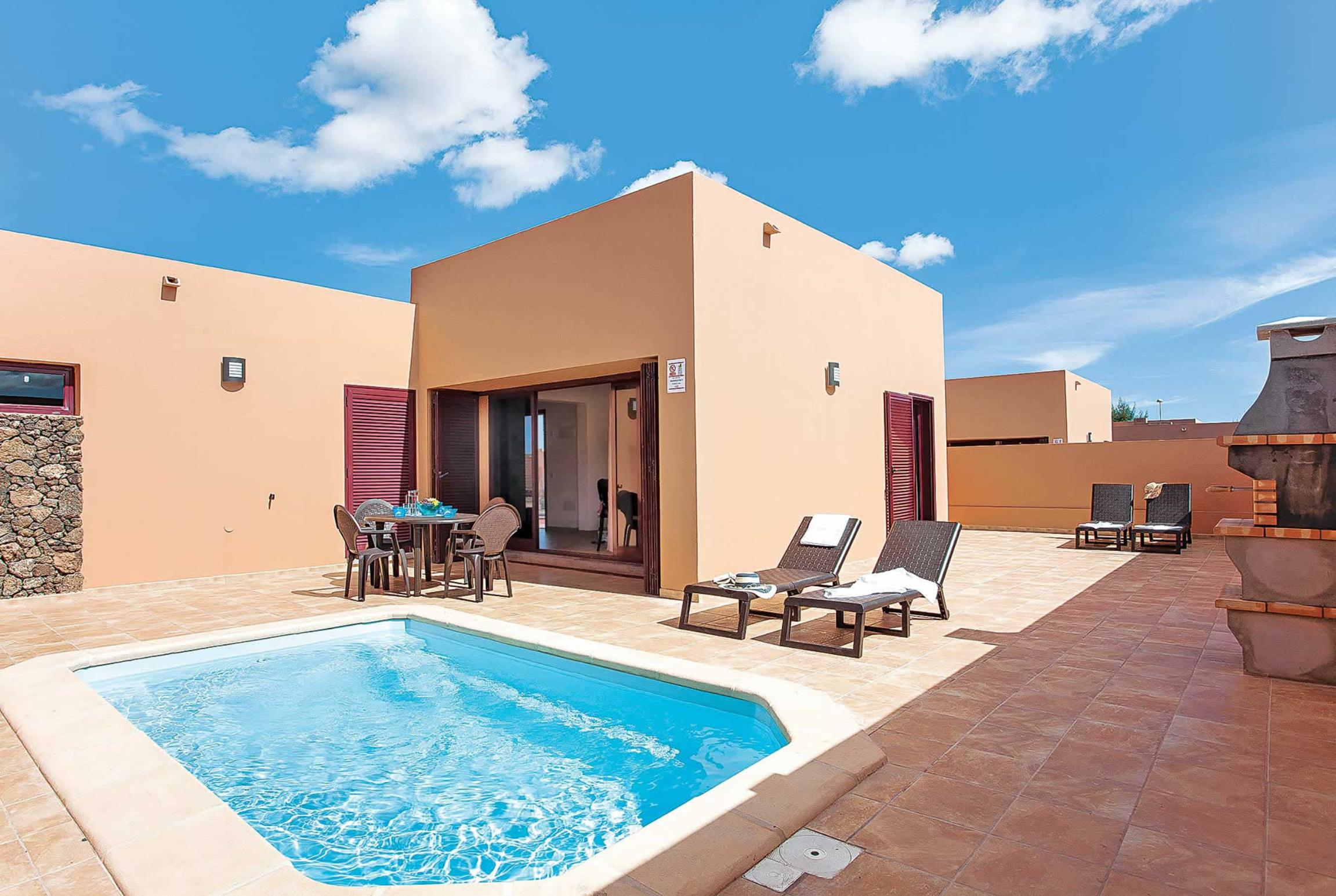 Read more about Flamingo villa