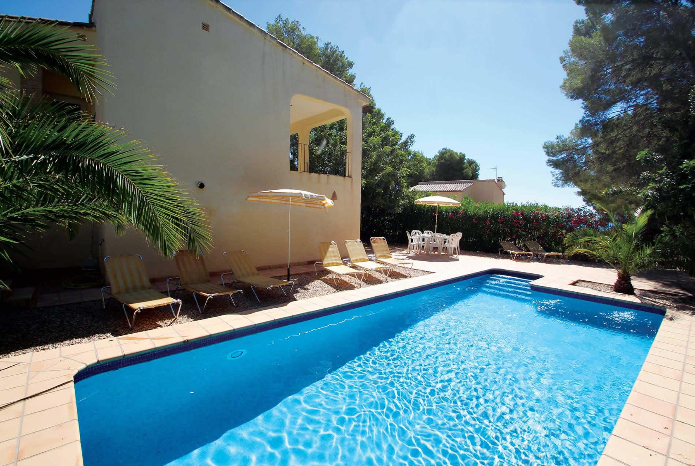 Read more about El Pinar villa