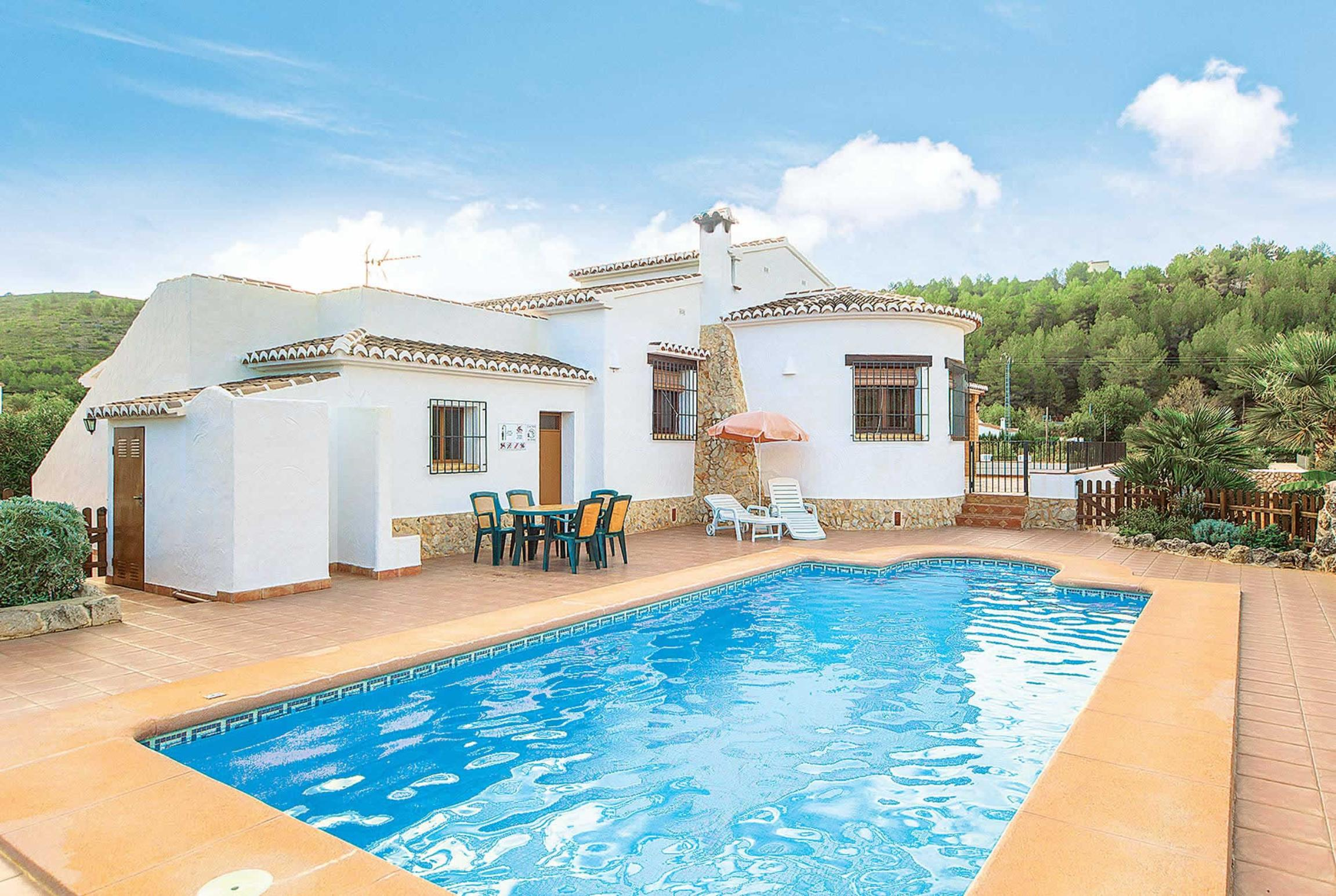 Read more about Lliber villa