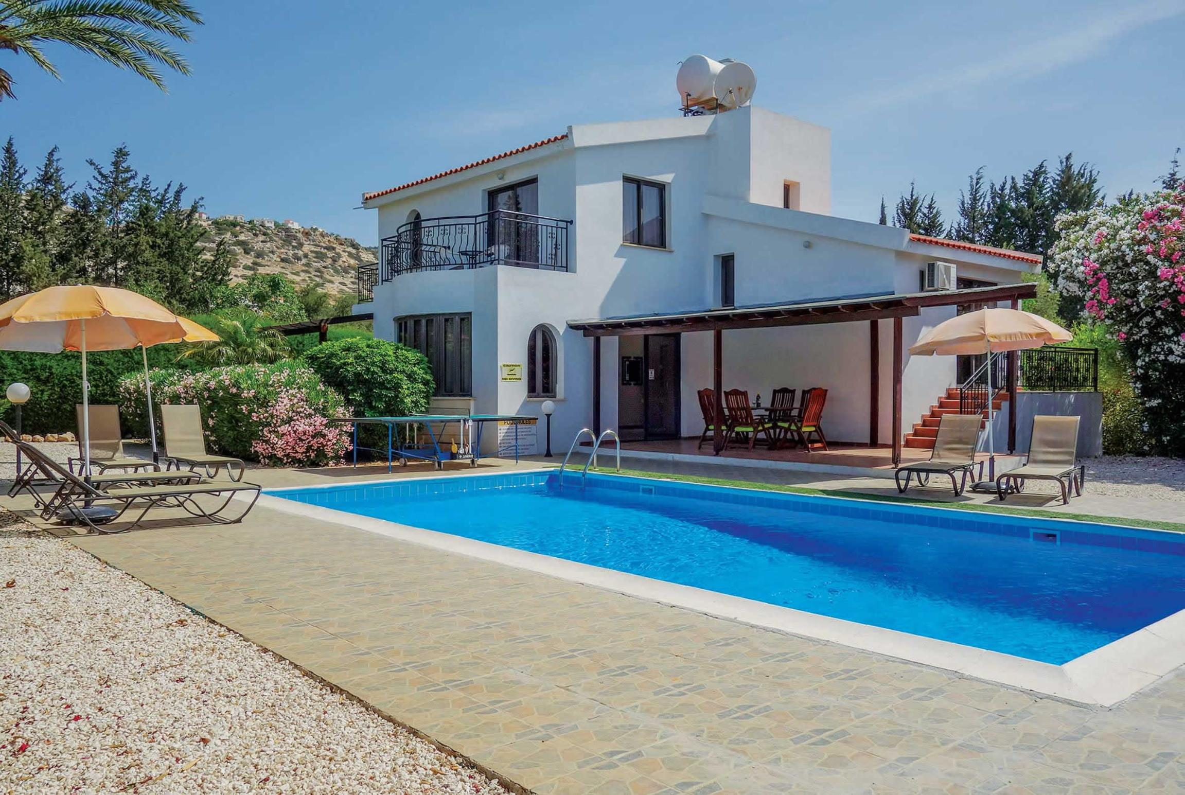 Read more about Olympia villa