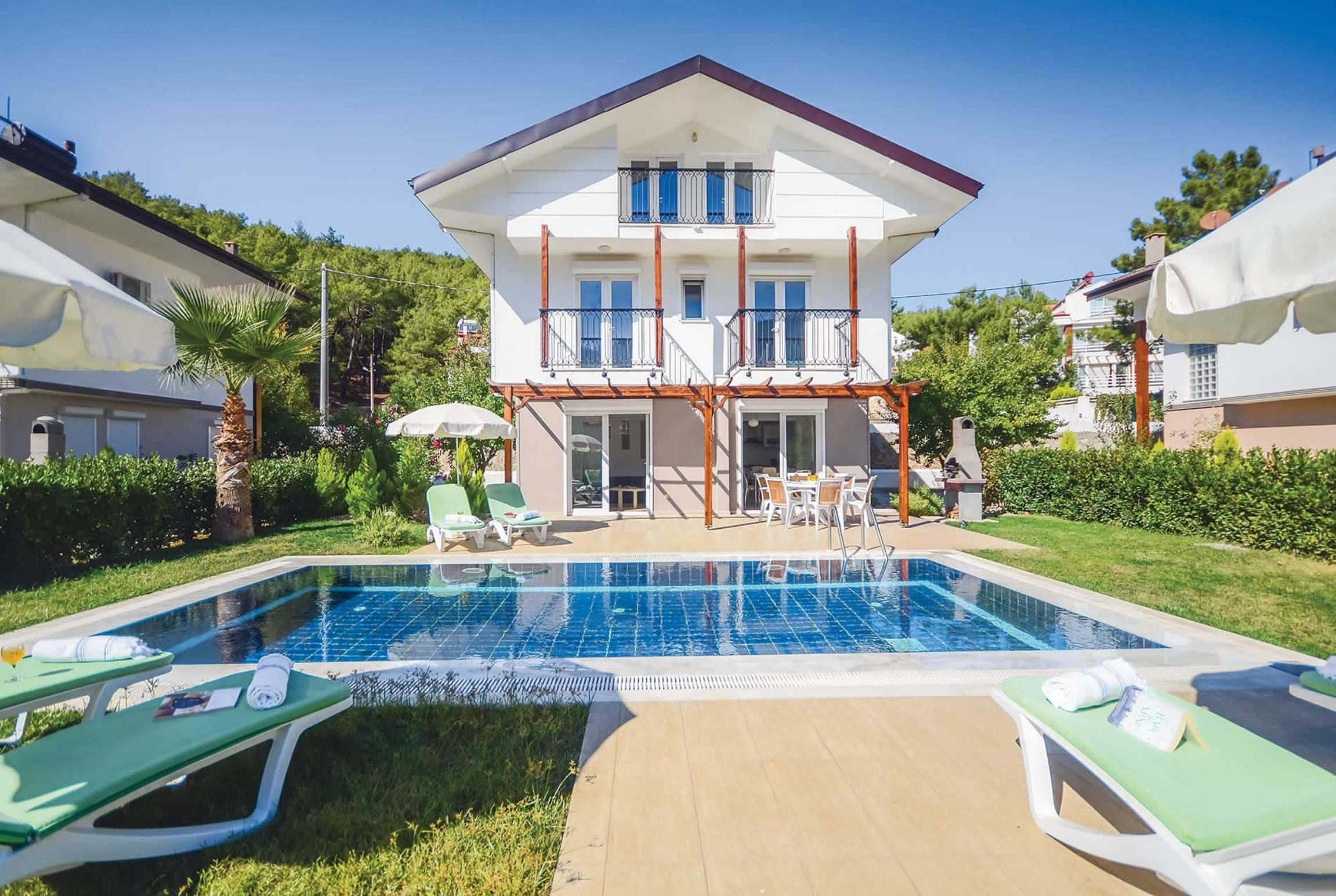 Read more about Fidan villa