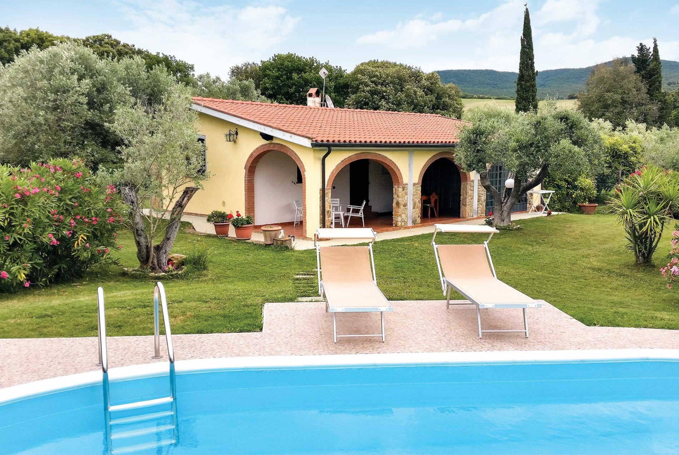 Read more about I Cipressi villa