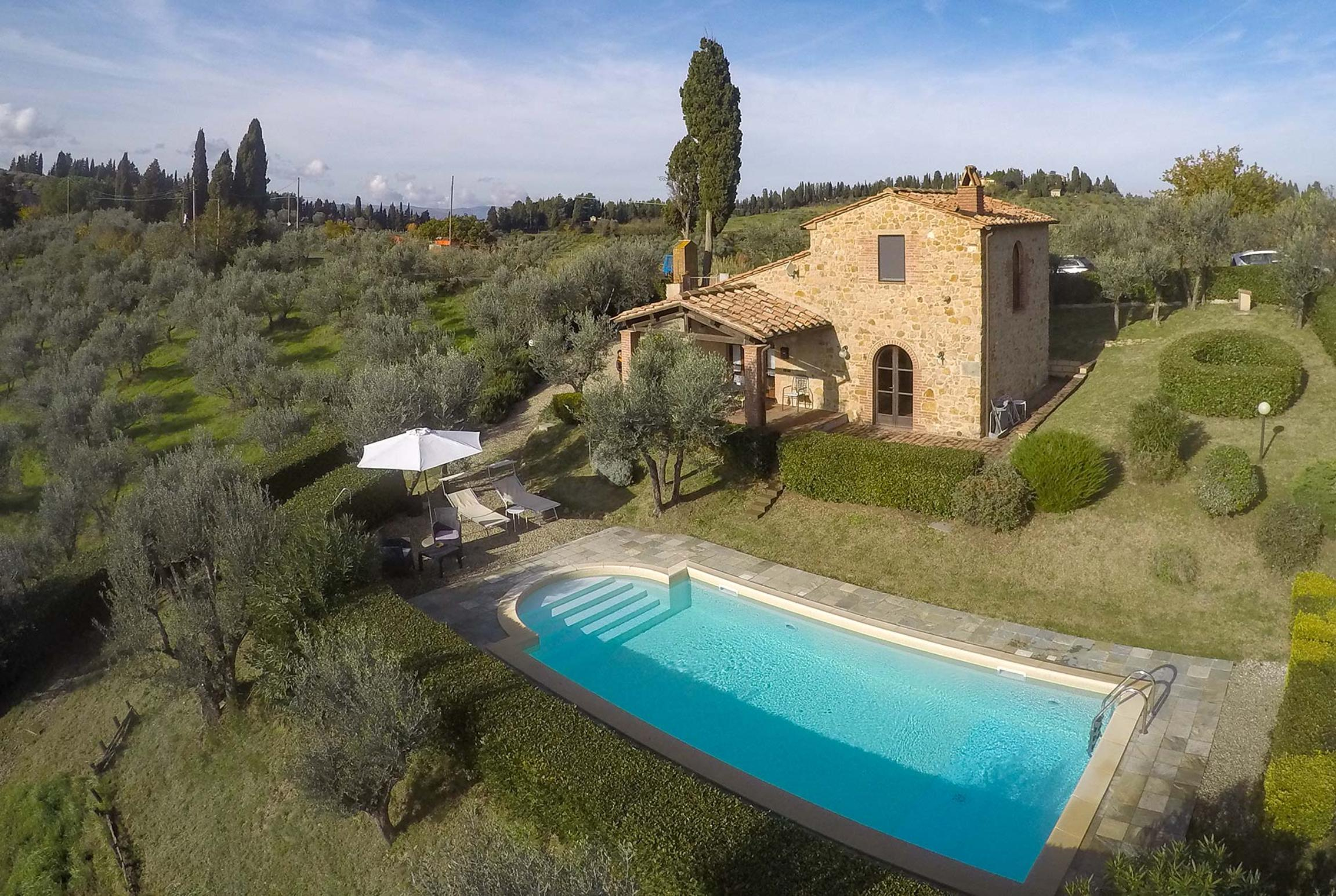 Read more about Podere Coiano villa