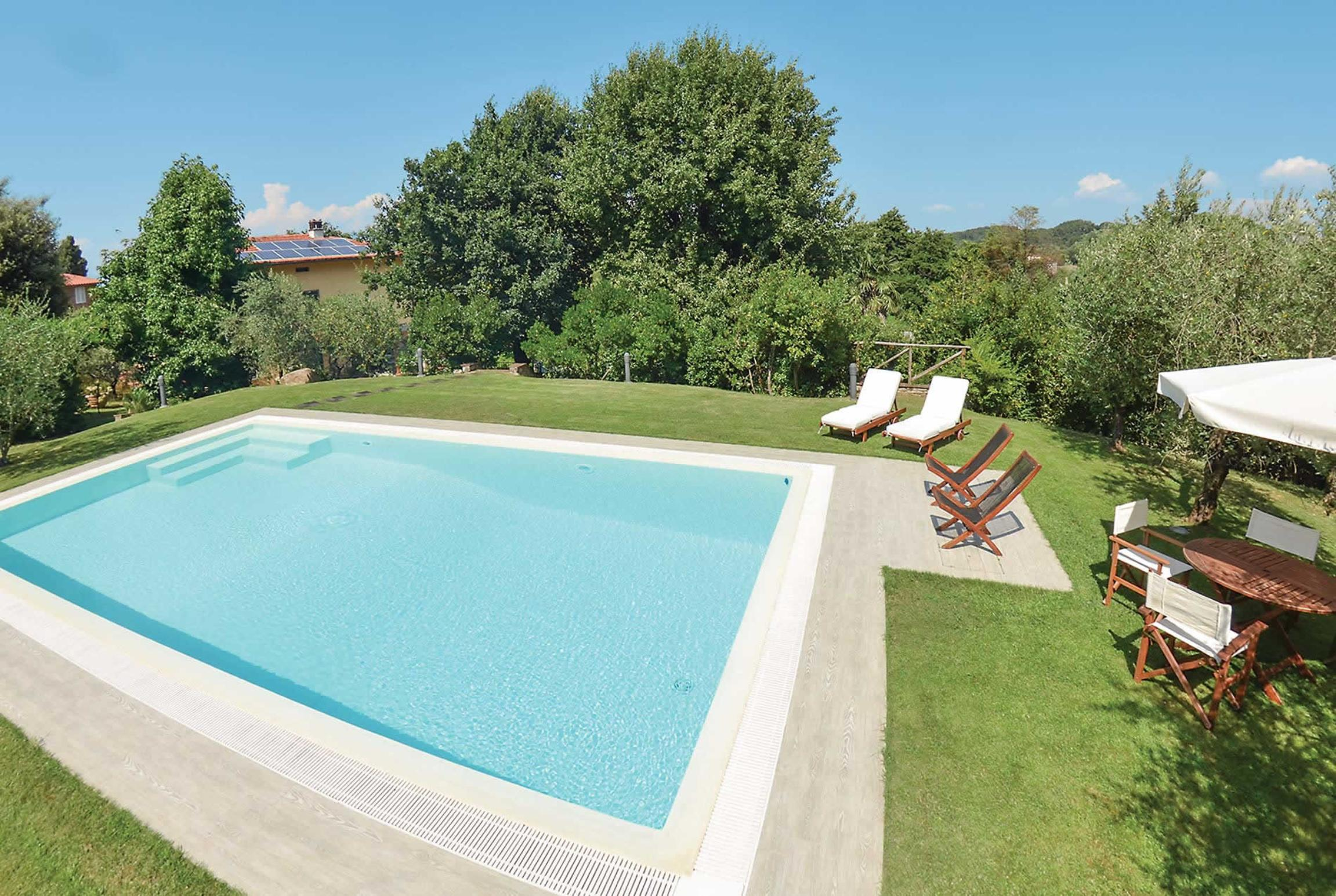 Read more about Quercia villa