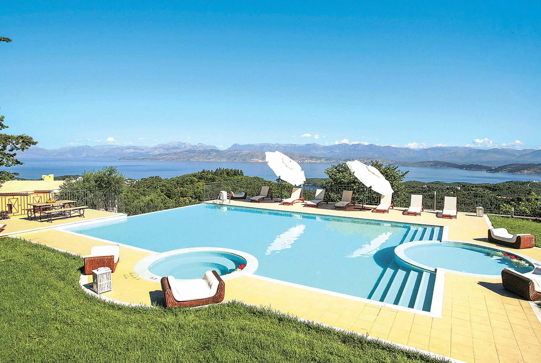 Read more about Ionian Islands View villa
