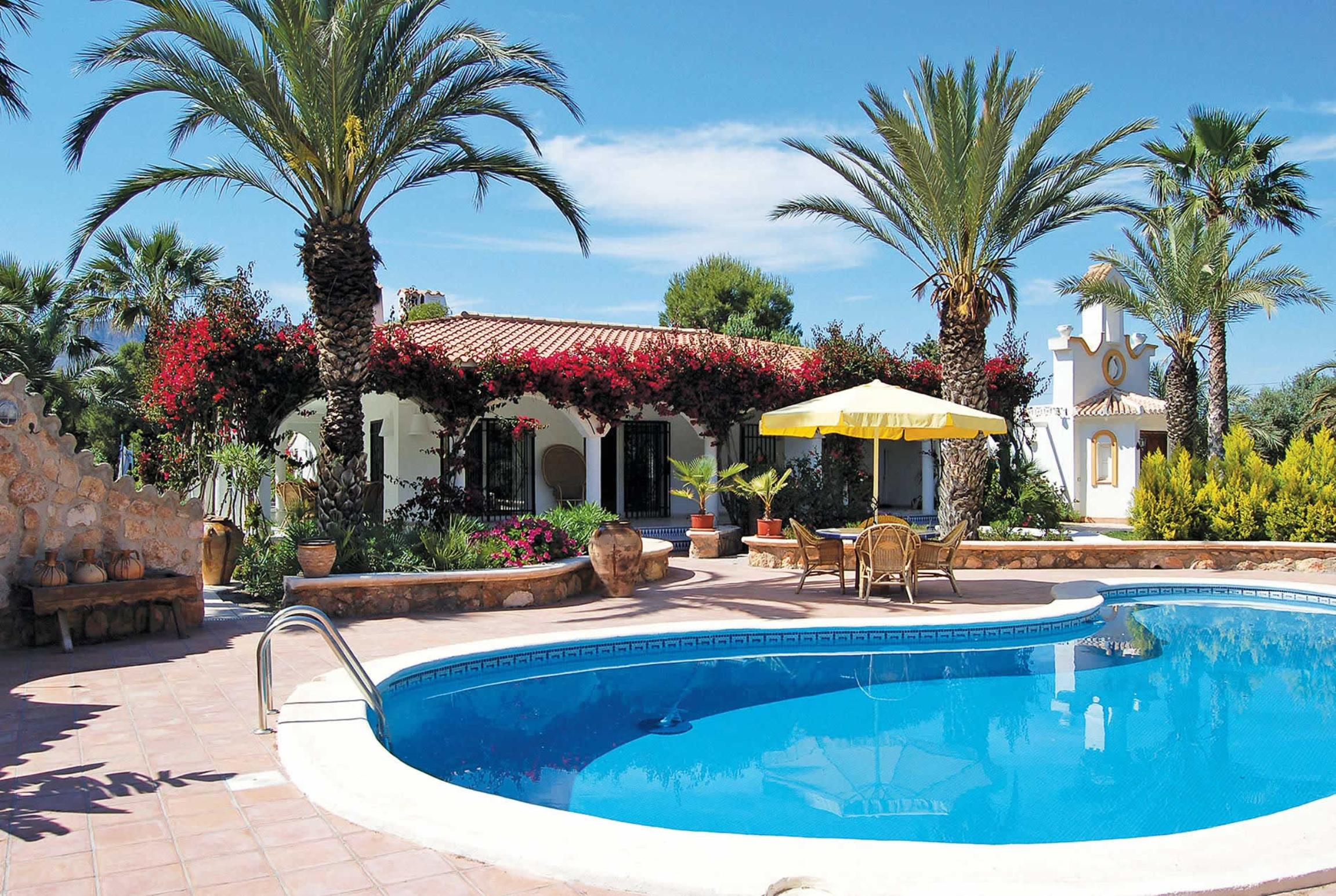 Read more about Villa El Oasis villa