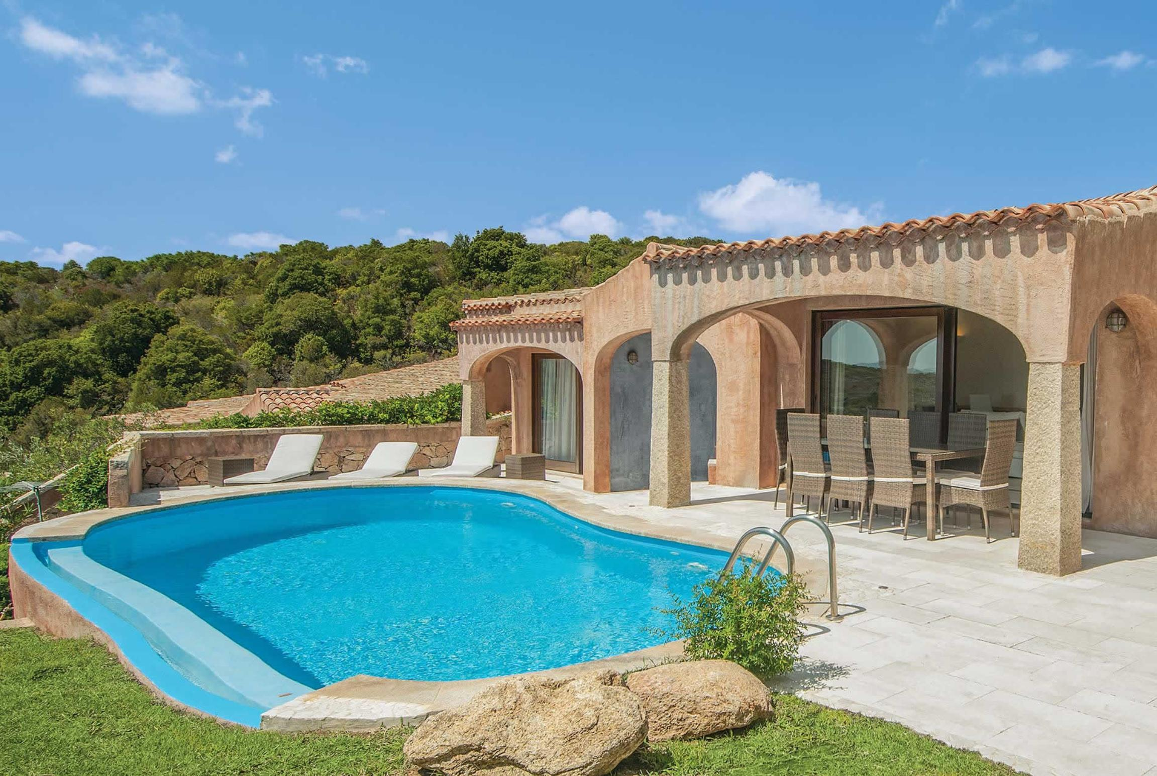Read more about Pevero Hills 4 villa