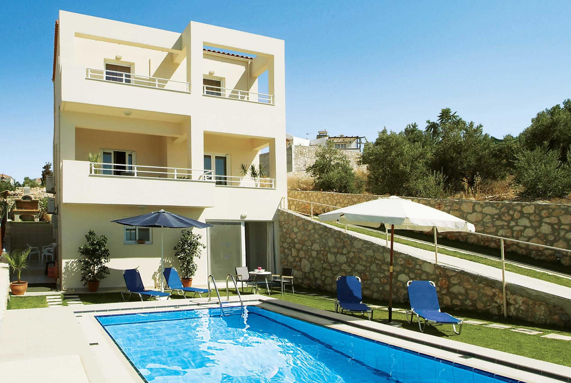 Read more about Minos villa