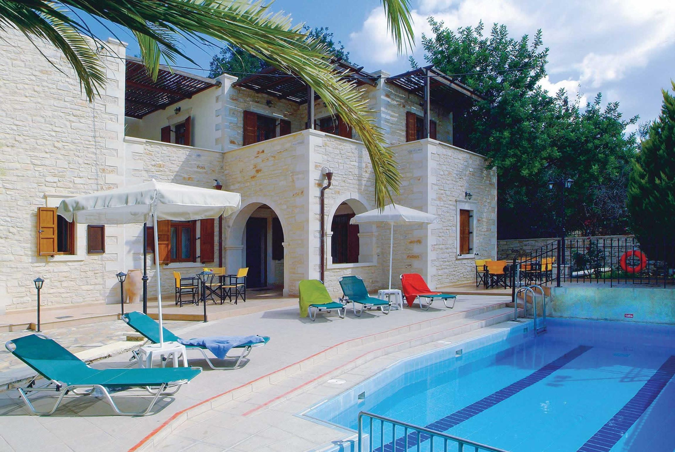 Read more about Markos Chara villa