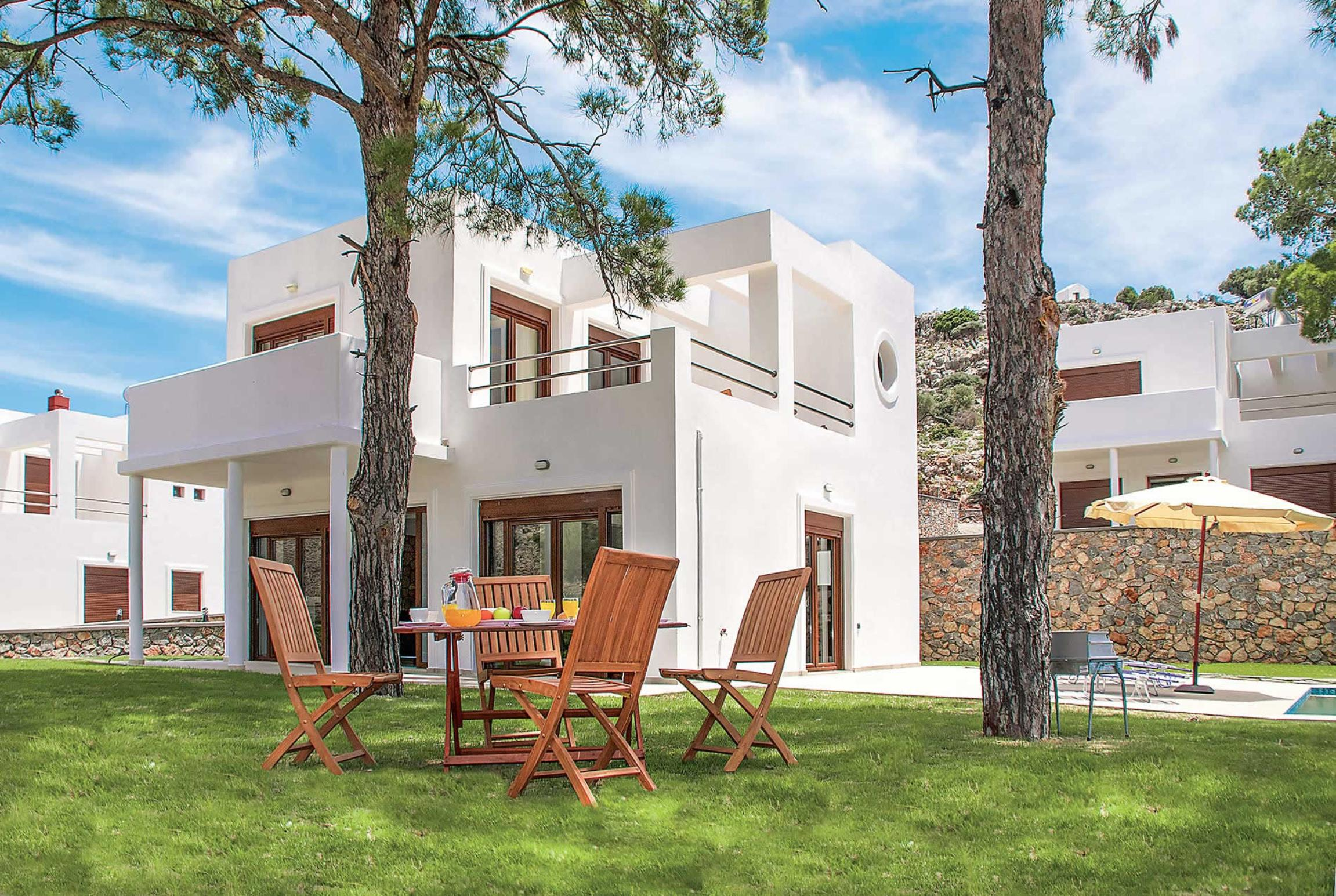 Read more about Pefkos Hillside I villa