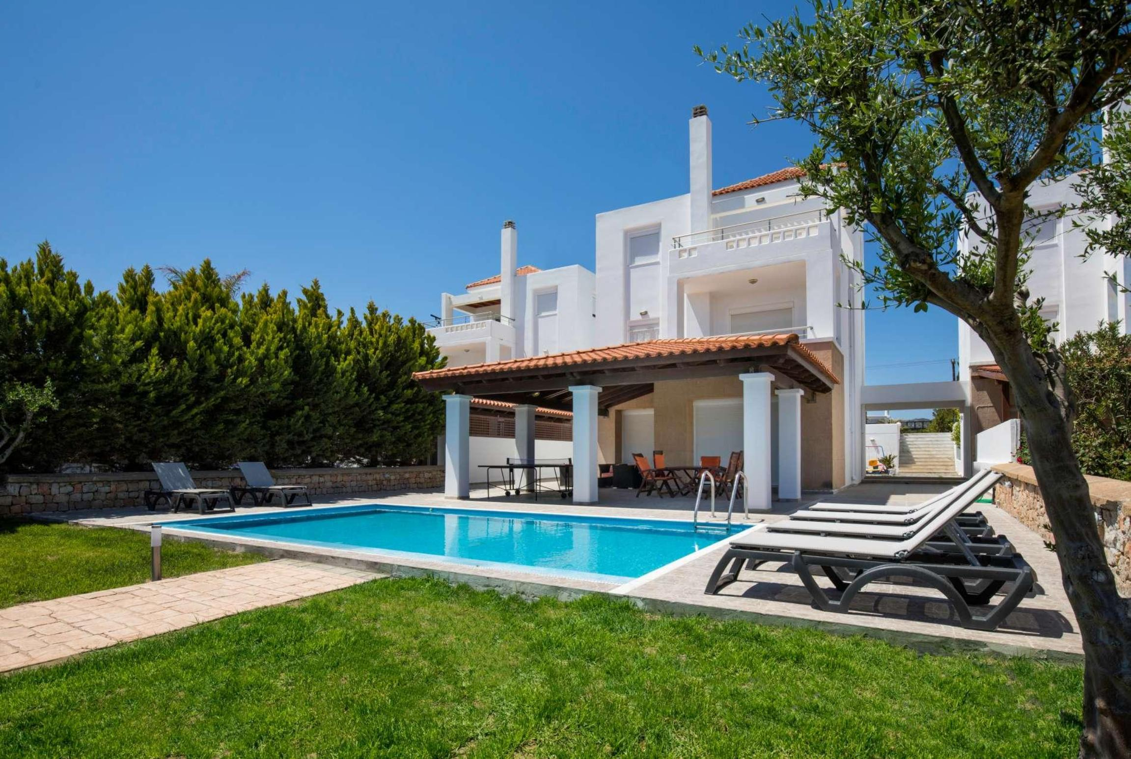 Read more about Mediterranean Blue villa