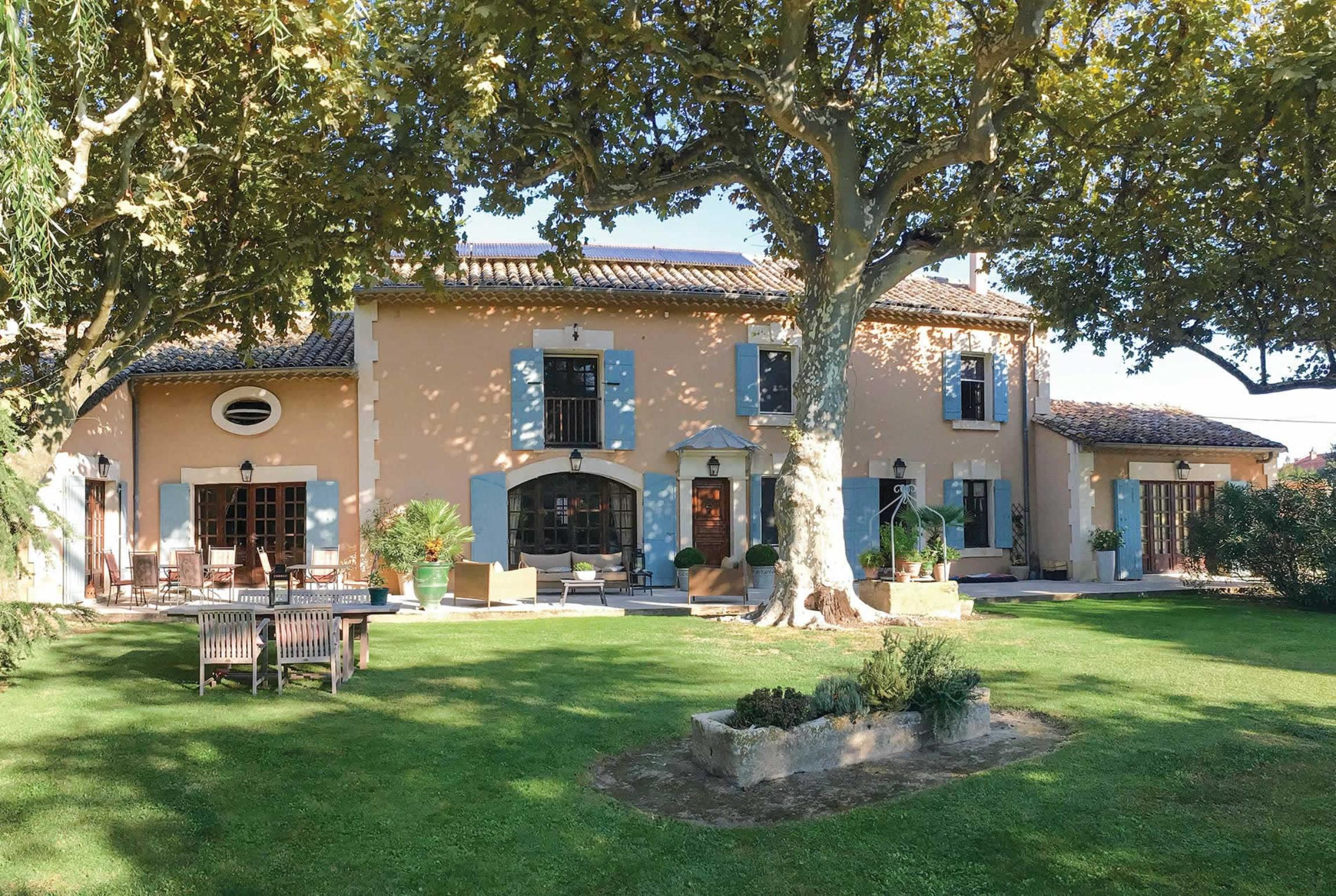 Read more about Mas des Jardins villa