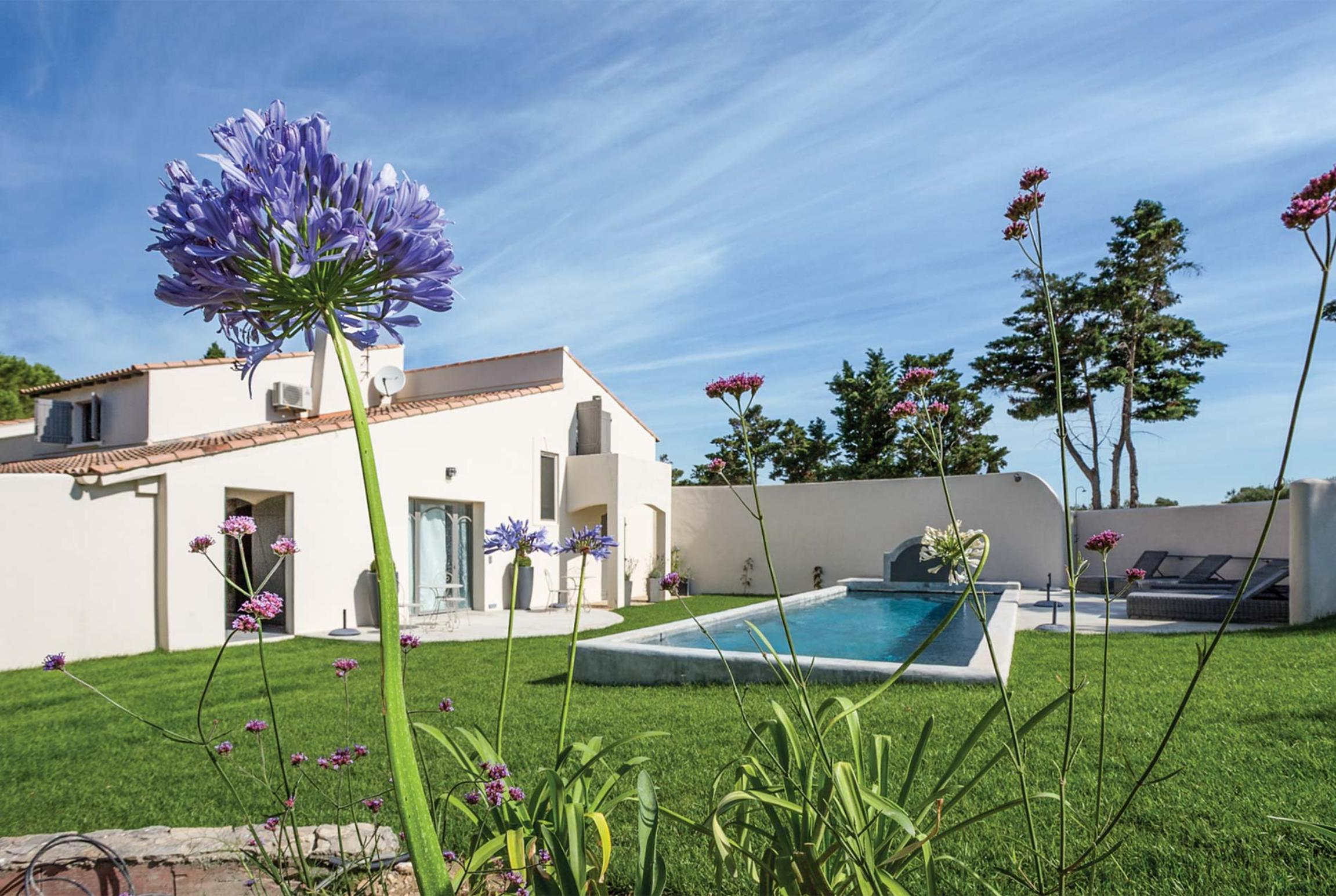 Read more about La Pinede villa