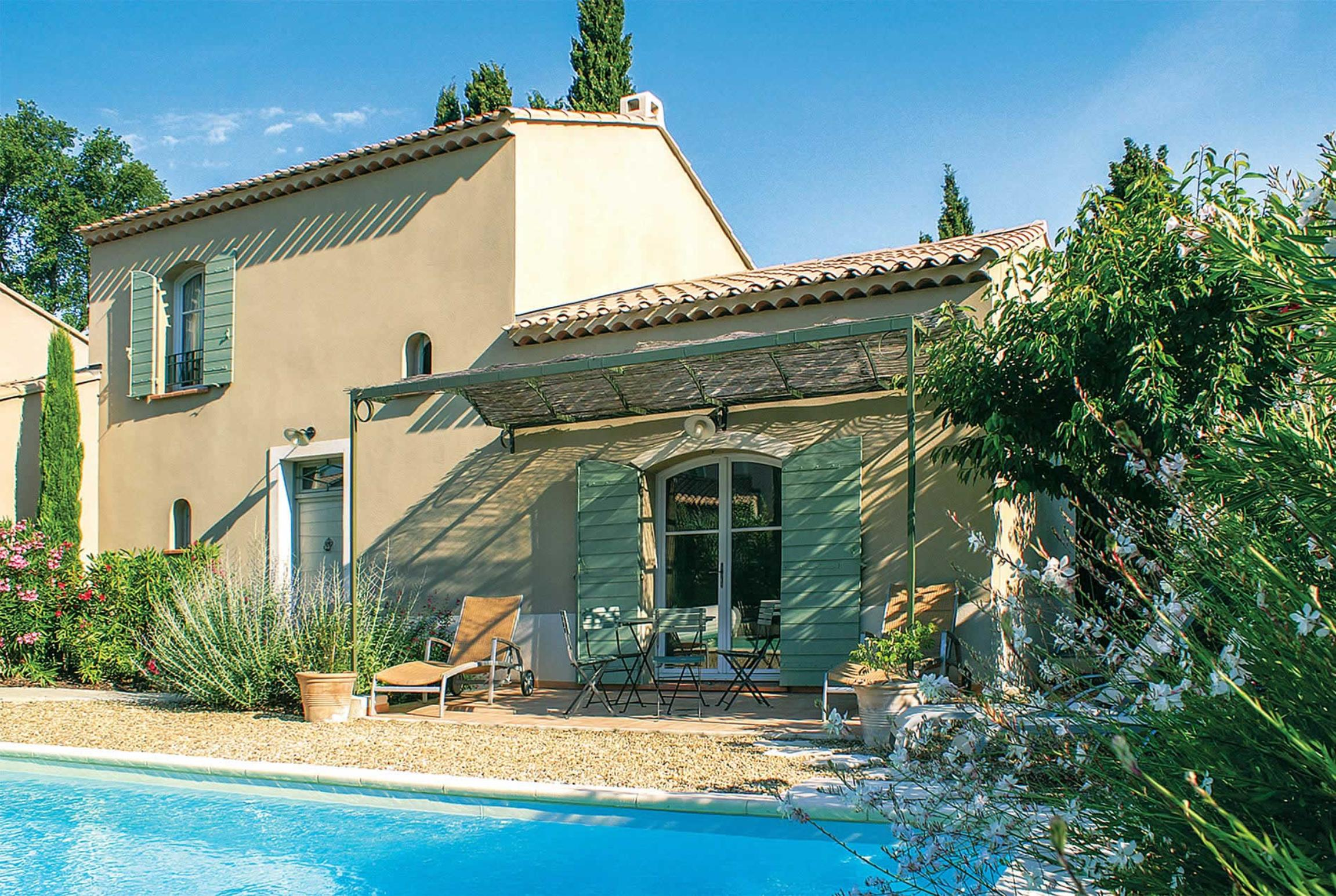 Read more about Villa des Alpilles villa
