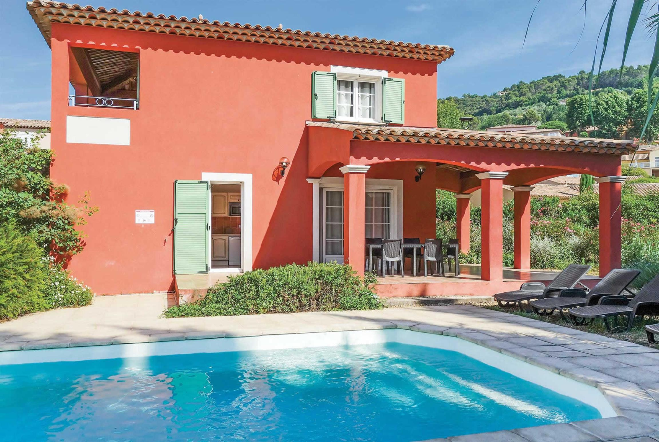 Read more about Villa Romarin villa