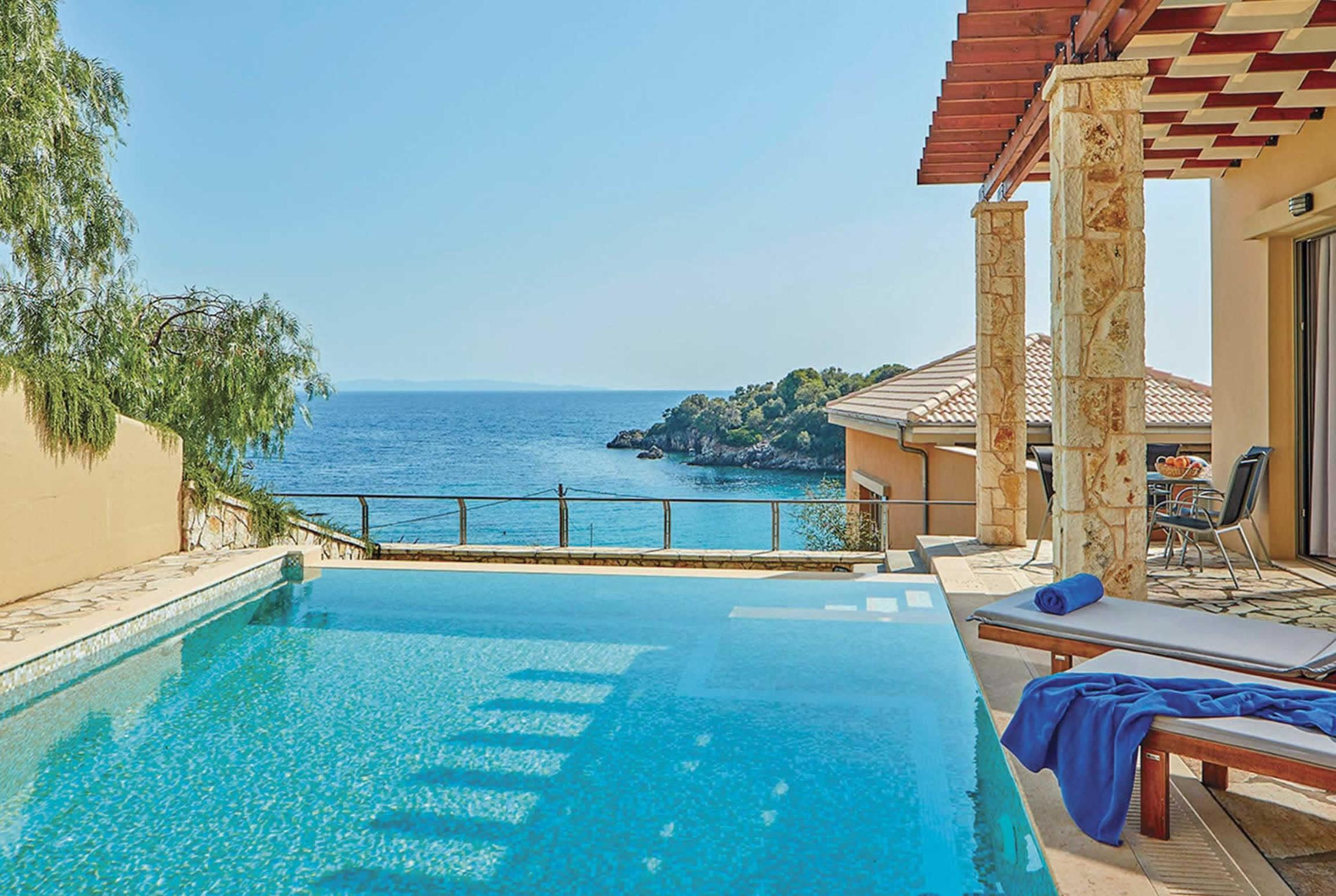 Read more about Beach Escape villa