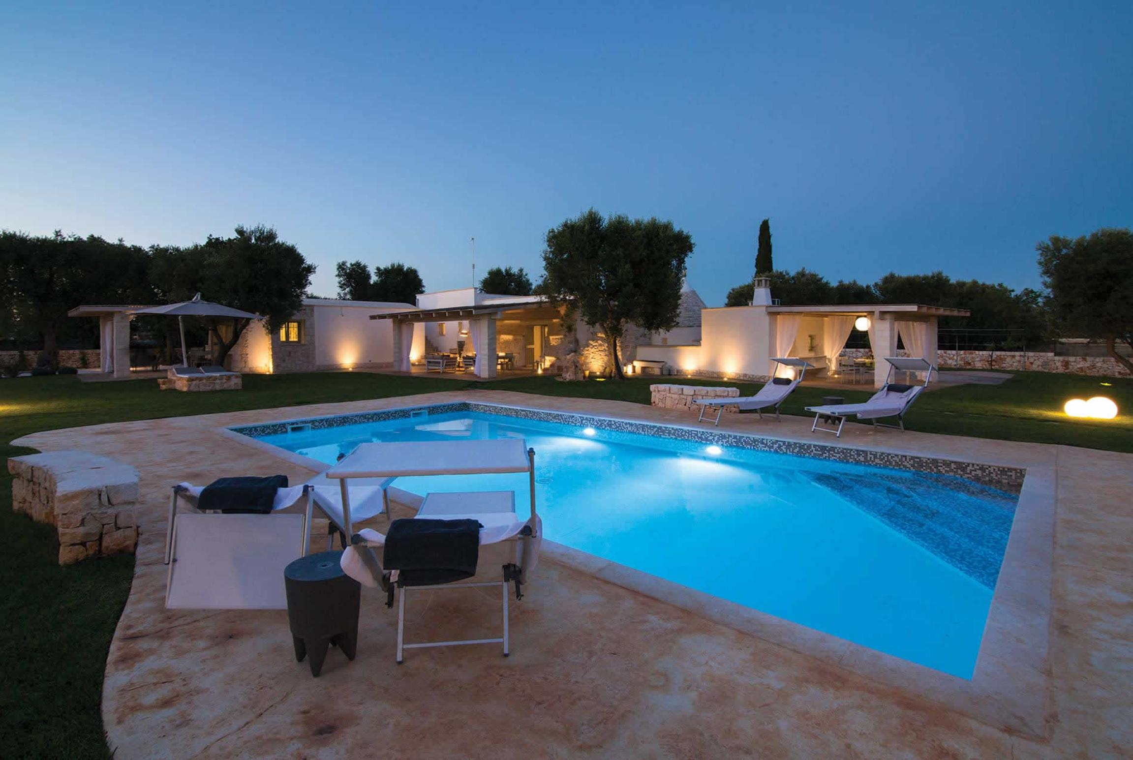 Read more about Trulli Armino villa