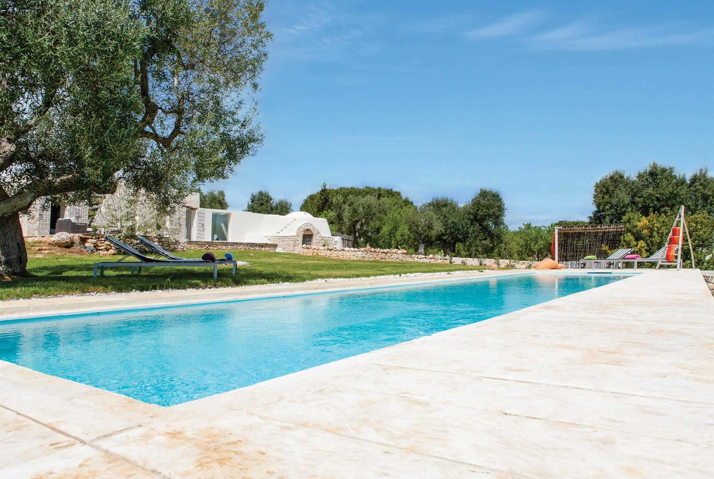 Read more about Trulli Rella villa