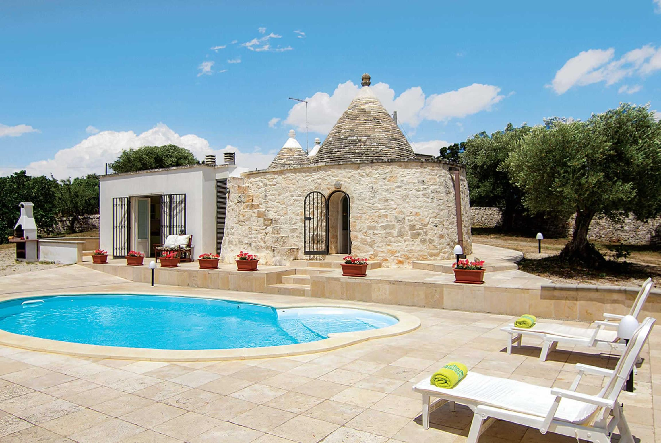 Photo of Trullo Cupido villa