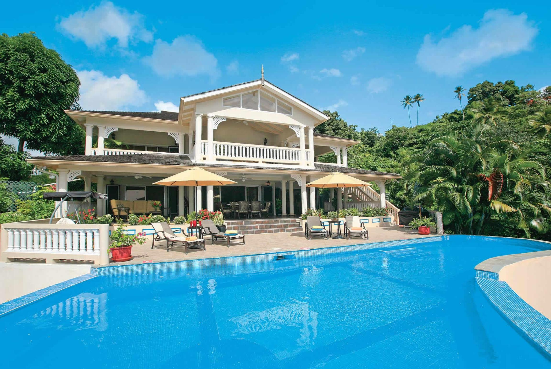 Read more about Marigot Bay View villa