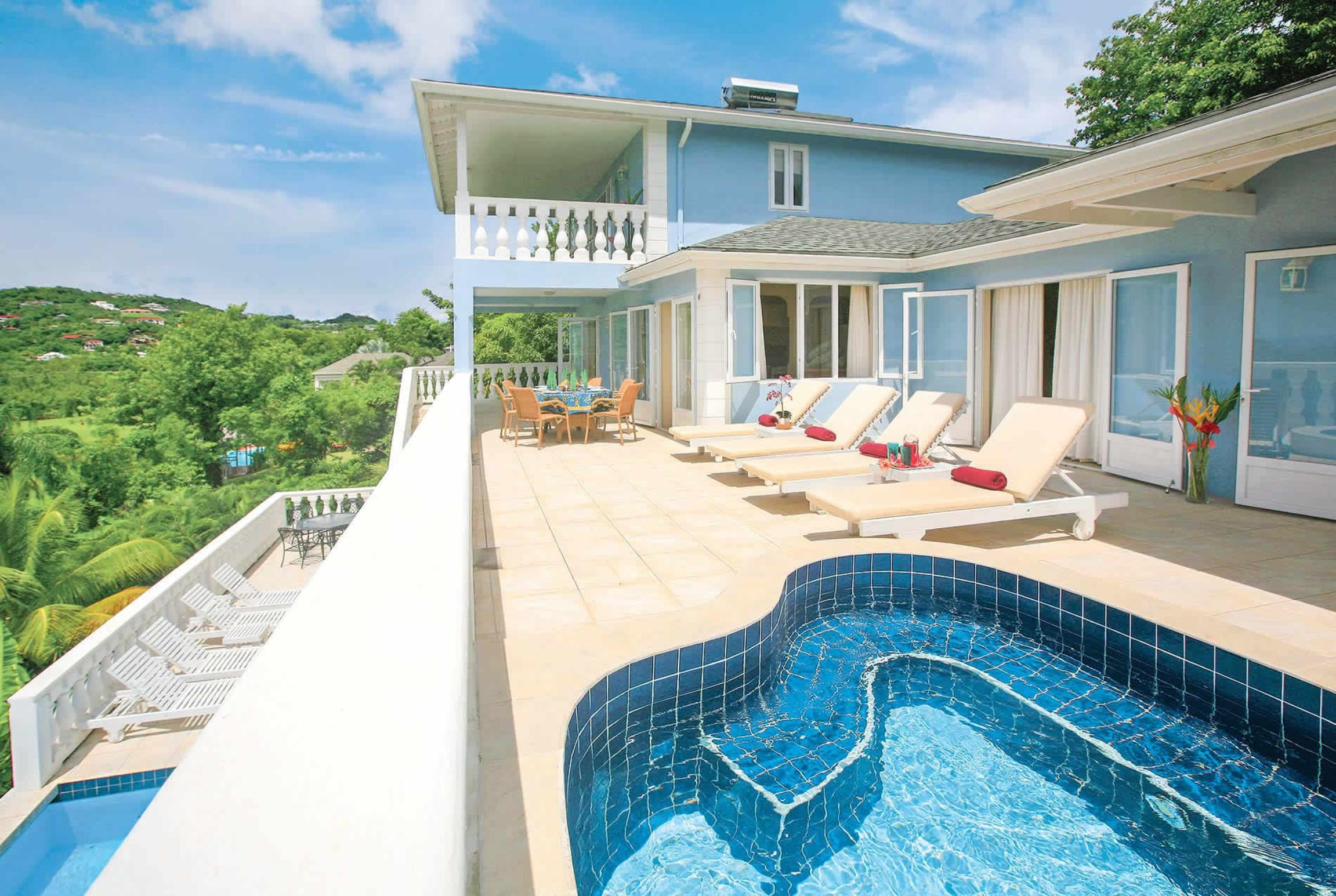 Read more about Blue Skies villa