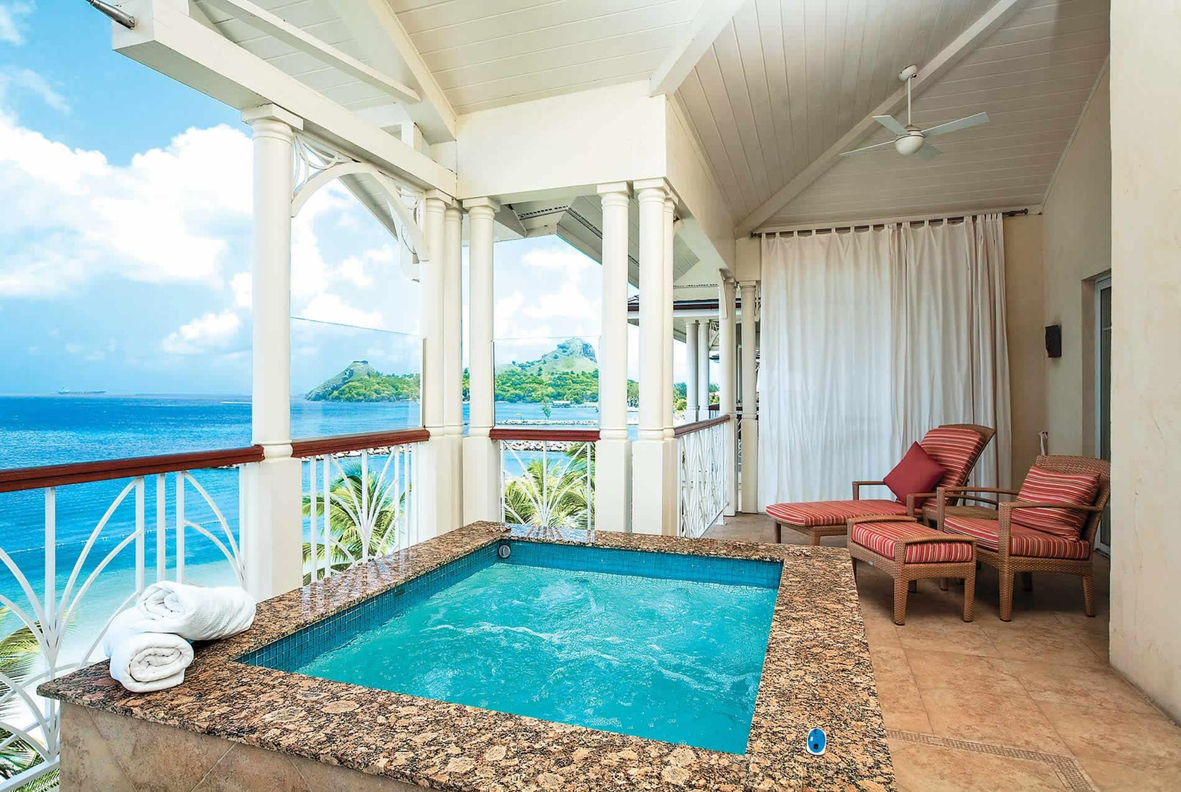 Read more about Ocean View II with Hot Tub villa