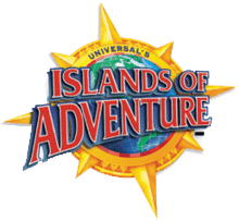 Image showing Island Adventures Logo