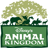 Logo showing Animal Kingdom