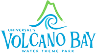 Image showing Volcano Bay logo