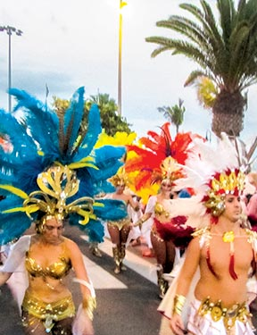 Puerto del Carmen events and festivals
