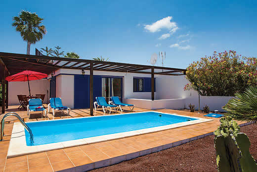 £957.00 for Lanzarote self catering holiday