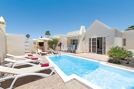 £399.00 for Lanzarote self catering holiday