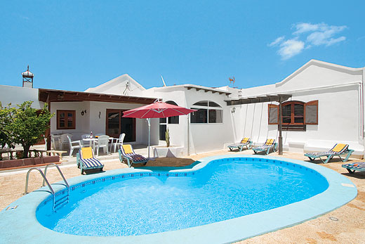 £499.00 for Lanzarote self catering holiday