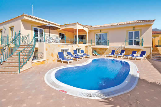 £1875.00 for Tenerelseife self catering holiday