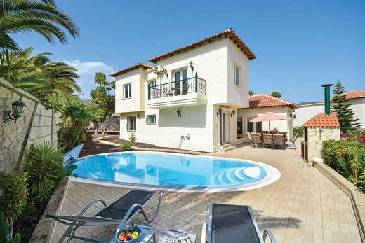 Read more about Villa Bonita villa