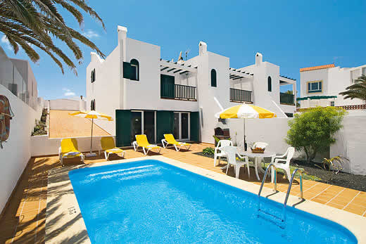 £349.00 for Fuerteventura self catering holiday villa