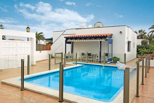 £708.00 for Fuerteventura self catering holiday