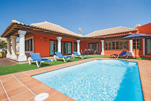 £1239.00 for Fuerteventura self catering holiday