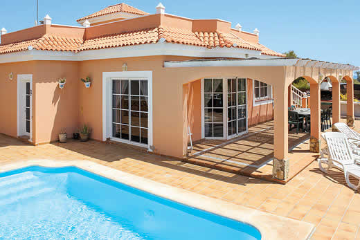 £1155.00 for Fuerteventura self catering holiday