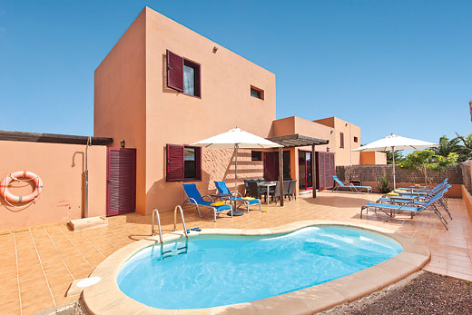 £1029.00 for Fuerteventura self catering holiday