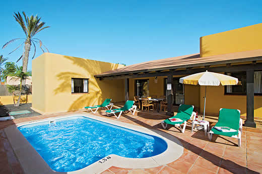 £658.00 for Fuerteventura self catering holiday