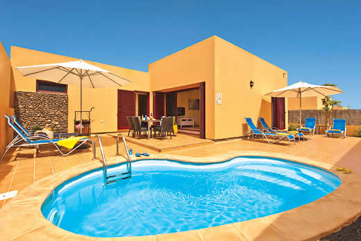 £952.00 for Fuerteventura self catering holiday