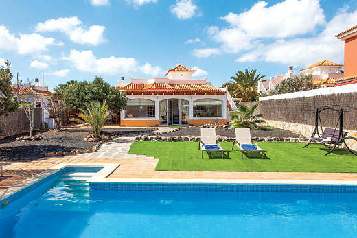 £1190.00 for Fuerteventura self catering holiday