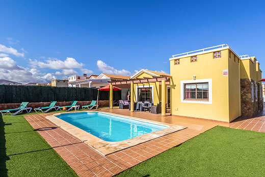 £549.00 for Fuerteventura self catering holiday