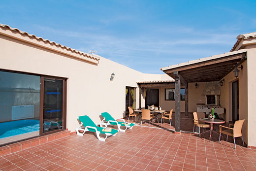 £1064.00 for Fuerteventura self catering holiday