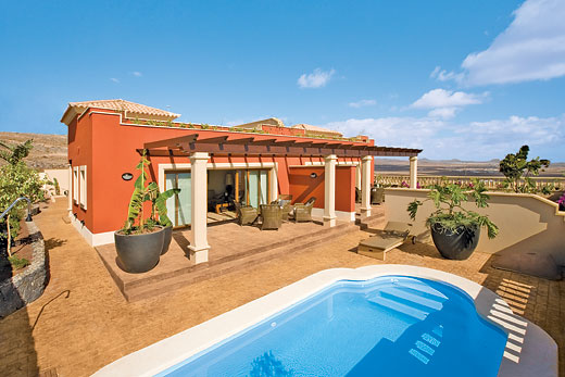 £868.00 for Fuerteventura self catering holiday