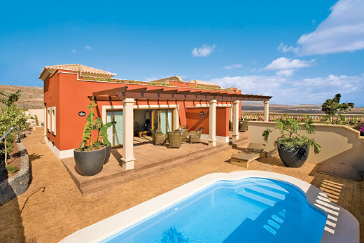 £1302.00 for Fuerteventura self catering holiday
