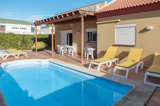 Enjoy a great self catering holiday in  Fuerteventura