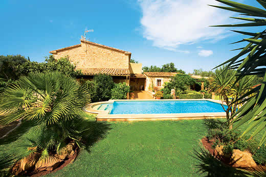 £931.00 for Mallorca self catering holiday